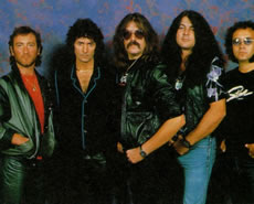 Биография Deep Purple