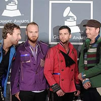 Биография Coldplay
