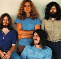 Биография Led Zeppelin